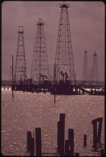 Oil field. Photograph by Marc St. Gil (available from http://commons.wikimedia.org/wiki/File:OIL_FIELD_-_NARA_-_546245.jpg#file and the National Archives of the U.S. (ARC Identifier 546245). The work is in the public domain.
