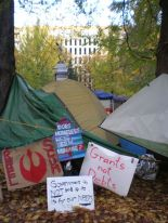 'Occupy Portland November 9 grants not debts' by Another Believer. Available from http://commons.wikimedia.org/wiki/File:Occupy_Portland_November_9_grants_not_debts.jpg?uselang=en-gb.