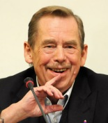 Vaclav Havel, 2009 (available online at http://commons.wikimedia.org/wiki/File:V%C3%A1clav_Havel_cut_out.jpg)