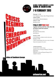 crisis regimes...