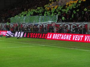 Guingamp-Ajaccio League 1 game