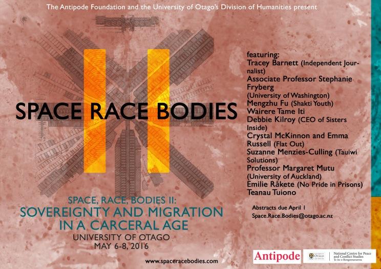 SPACE RACE BODIES II