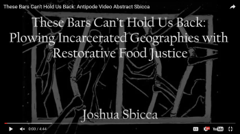 Joshua Sbicca_video abstract